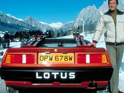 007ジェームズ・ボンド JAMES BOND,OLIN SKIS MARK Ⅵ, LOTUS ESPRIT