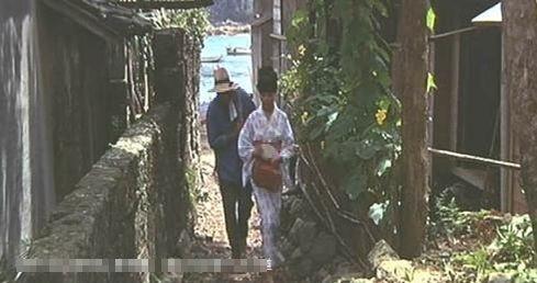 007ジェームズ・ボンド 007は二度死ぬ,九州ロケ地(You Only Live Twice),秋目,鹿児島