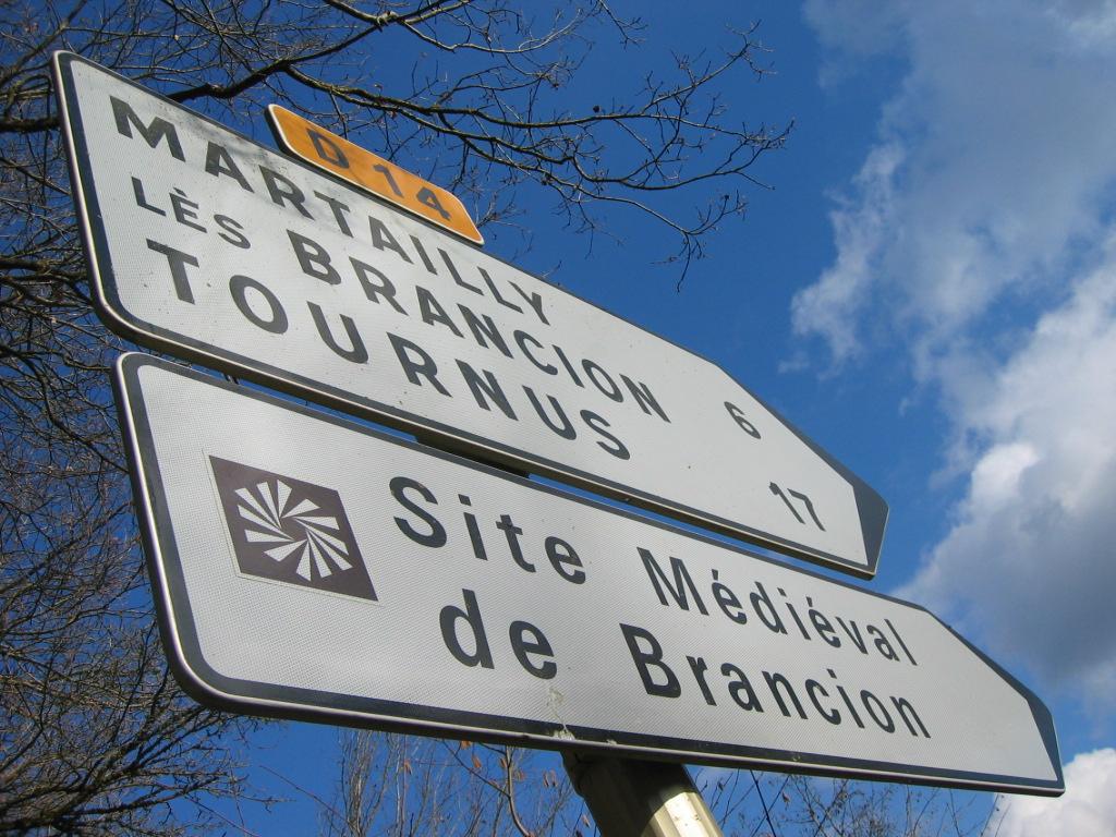 Schéma départemental de signalisation touristique de Saône-et-Loire (71)