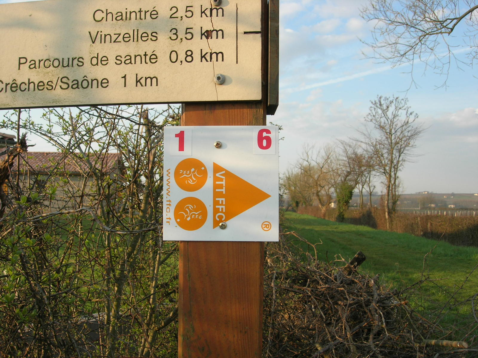 Itinéraires de randonnée du Pays Doubs Central (25)