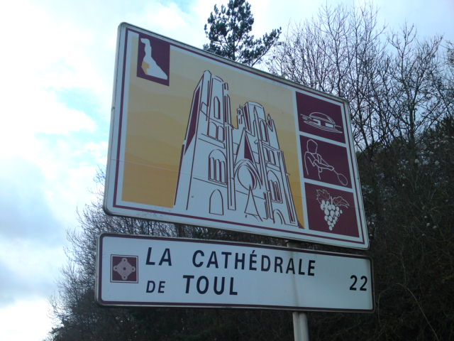 Schéma de signalisation touristique du Beauvaisis (60)