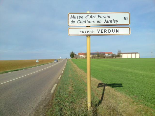 Schéma départemental de signalisation touristique de Meurthe-et-Moselle (54)