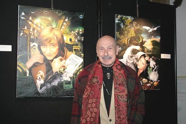 SERGE TAMAGNOT (peintre - photographe)