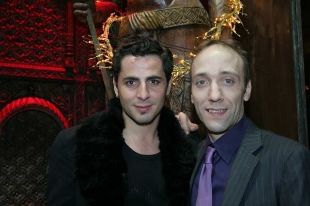 FRED'ANGELO (à gauche)