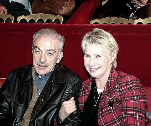 DANIELE GILBERT (à droite)