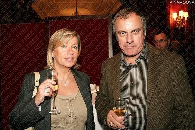 DOMINIQUE CHAPATTE et Mme