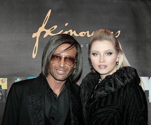 OMAR HARFOUCH & ELENA LENINA