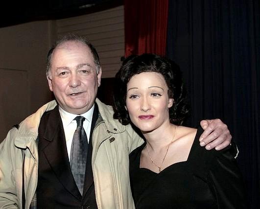 CLAUDE LEMESLE (à gauche)