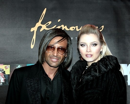 ELENA LENINA (à droite)