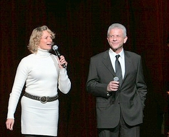 GEORGES BELLER (à droite)
