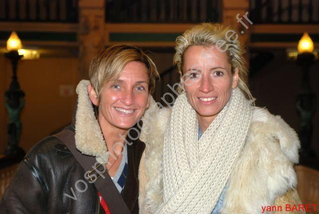MARINE MECCHIN (Star AC 2008) à Gauche