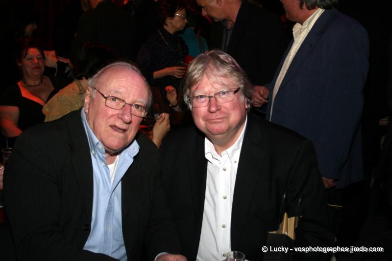 JEAN RENARD (A gauche)