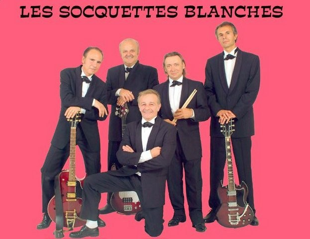 LES SOCQUETTES BLANCHES