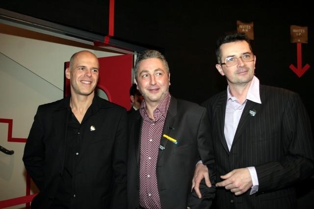 DENIS GERARDY - STEFF GOTKOVSKY - JULIEN BASSOULS