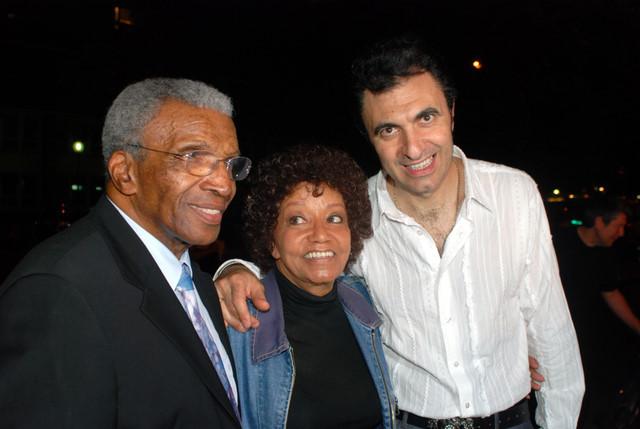 RICKY NORTON (A droite)