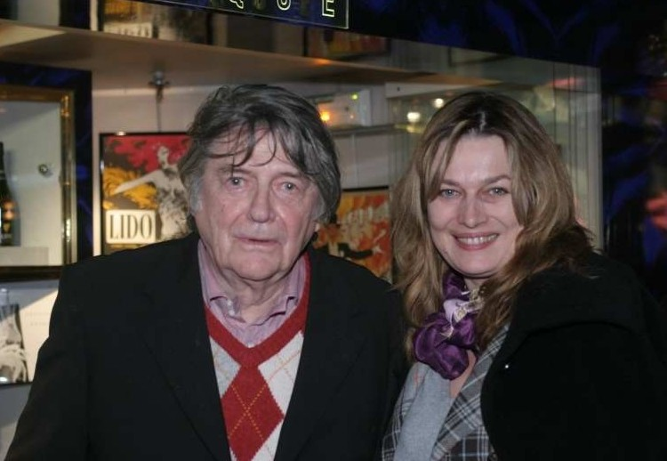 JEAN PIERRE MOCKY (à gauche)