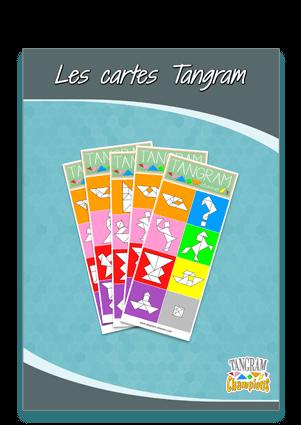 Tuto N°3 : la réalisation des cartes Tangram - https://www.tangram-champions.com