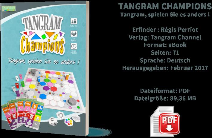 TANGRAM CHAMPIONS - Jouez au Tangram autrement ! - https://www.tangram-champions.com