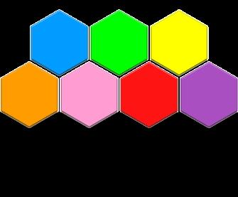 Partie longue >1 heure - une collection complète = 7 cartes de couleur (différentes) - https://www.tangram-champions.com
