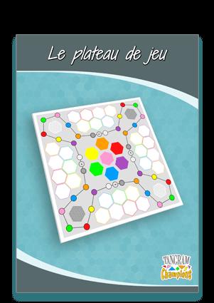 Tuto N°1 : la réalisation du plateau de jeu - https://www.tangram-champions.com
