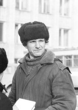 """И. Кэрунту- бригадир Сму-6 """"Спецстроя"""""""
