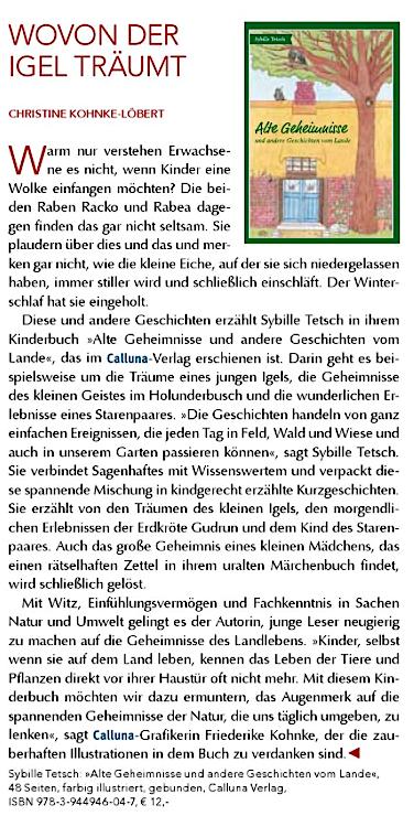 """aus: """"CALLUNA 01/2015"""", S. 59"""
