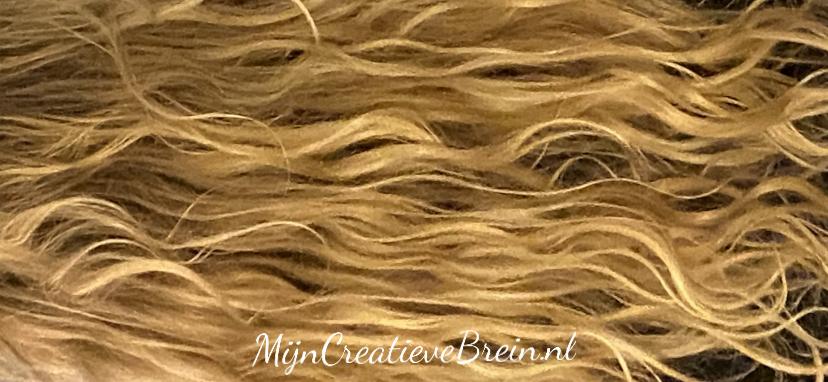 Blonde lokken