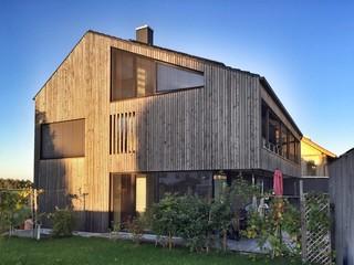 Individuelle Architektur für ihr Holzhaus.