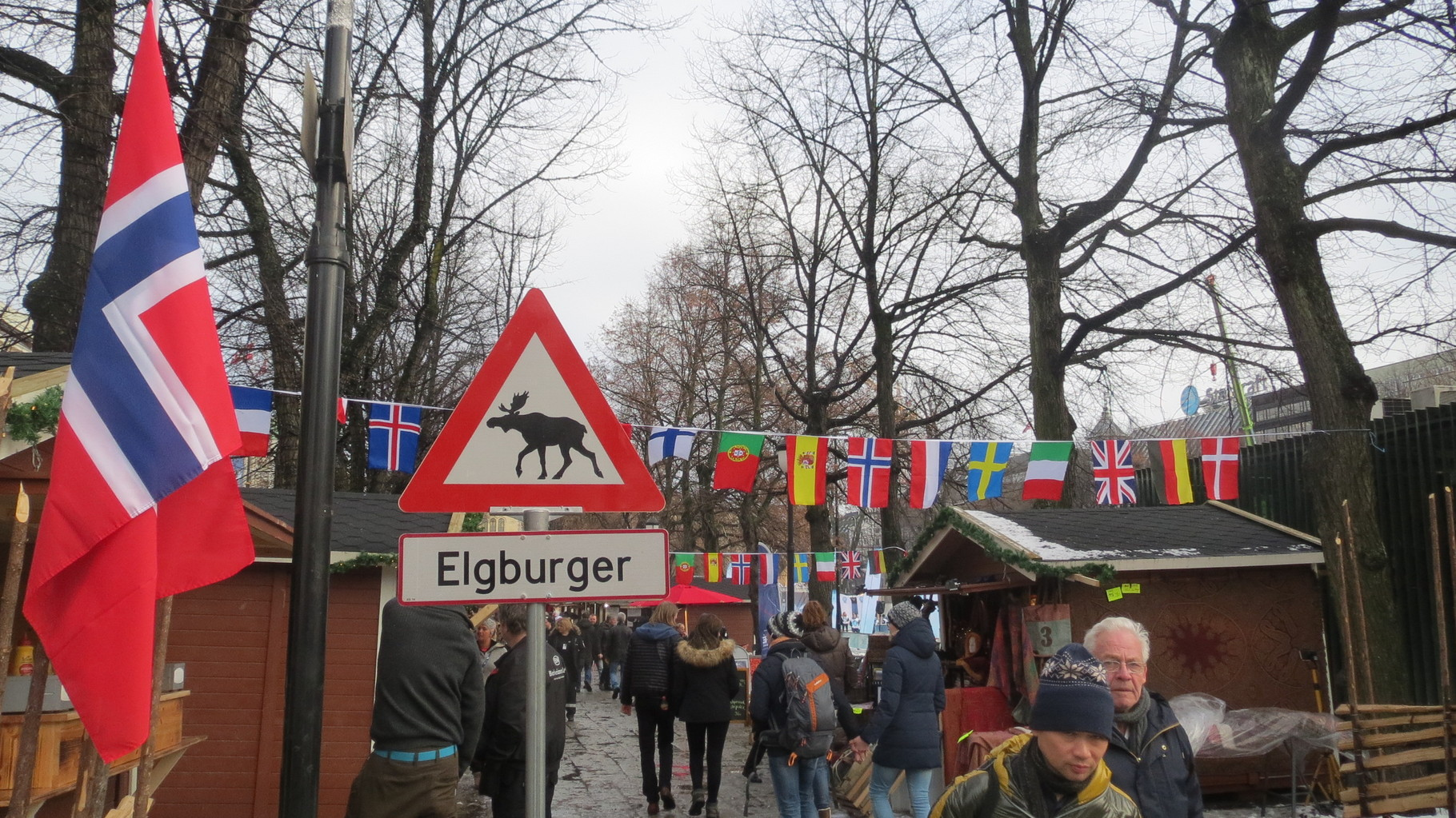 Elgburger auf dem Karneval der Kulturen des Nordens!