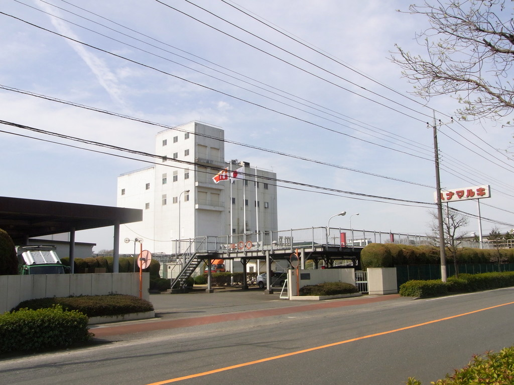 ハナマルキ 大利根工場