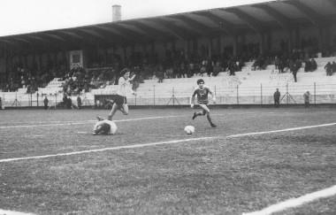 Lombardi salta Brevi e realizza il gol vittoria
