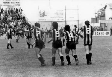 Festa neroazzurra: l'Imperia è promossa in Serie C2