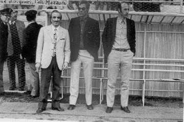 Mazzone, allenatore dell'Ascoli