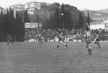 64': Mariani esulta dopo il gol