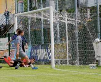 4': Bolla porta in vantaggio l'Alessandria