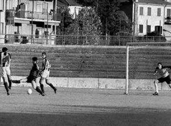 35': Bracaloni porta in vantaggio il Savona