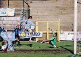 91': il gol vittoria di D'Anca