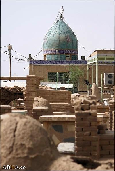 Salih (Methusalem) - Alayhi Salam [Irak, Nadschaf] 2