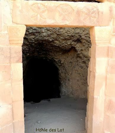 Lut (Lot) - Alayhi Salam [Palästina, Banî Na'îm] 2