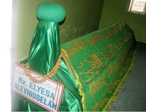 Alyasa (Elisa) - Alayhi Salam [Türkei, Diyarbekir] (altes Grabplatz vor dem umzug) 1