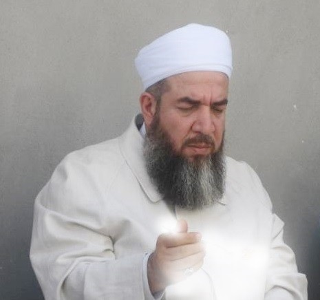 Sheikh Seyyid Muhammed Sâqî  El-Huseyni (Kuddise Sirruhu)]