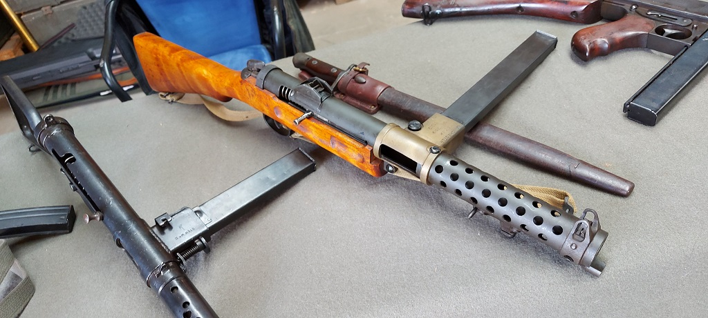 Lancaster 9mm parabellum