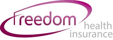Logo von freedom  health insurance