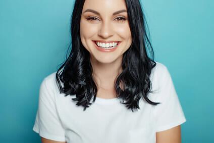 Schoenes Lachen mit Zahnzusatzversicherung