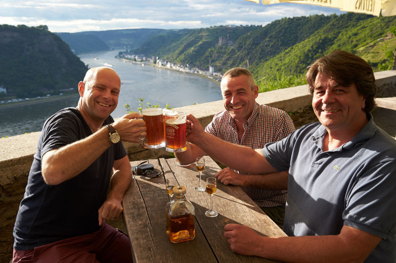 Loreley Biergarten