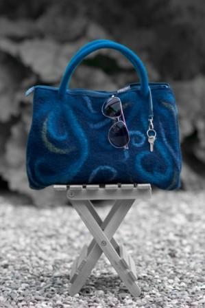 Strand-Tasche
