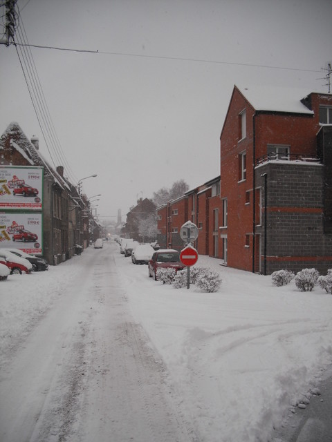 Rue Bocquet, vers centre ville