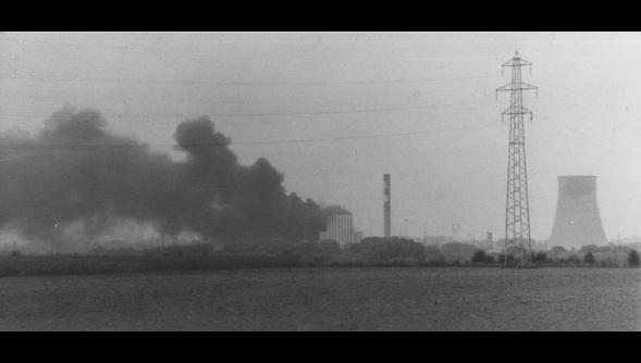 3 oct 1989 explosion d'un transformateur