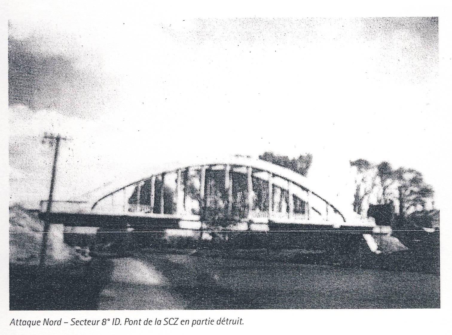 Pont de la SNCZ dit de La Cimenterie