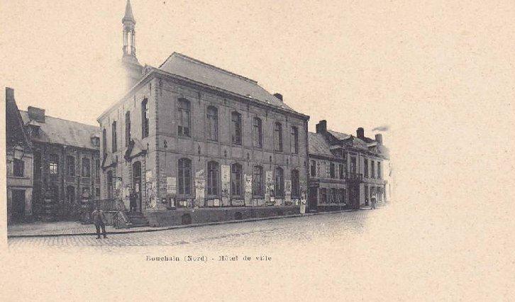 l'ancien hotel de ville